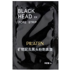 Pilaten Black Head Ex Remover Pore Strip Face Mask 6g 0.2 oz