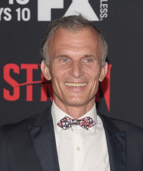 The Strain Richard Sammel | Richard Sammel Richard Sammel attends the premiere of FX's 'The Strain ...