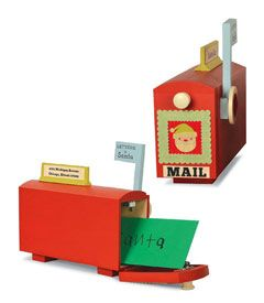 personalized letters to santa mailbox