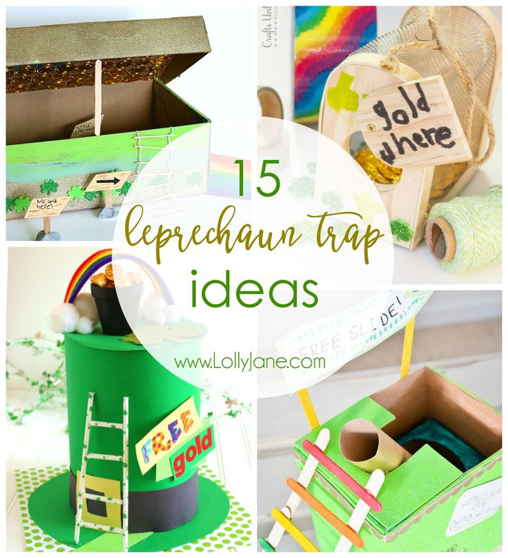 Have you seen the cute leprechaun trap ideas going around?Some of these are really clever! Ifyou're looking for ideas foraschool assignment or you just want to have a little fun with the kids, we've gathered 15 Leprechaun Trap Ideas to help you get your creative juices flowing. Whilewe all know those pesky little leprechauns will …