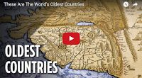 MFS VIRAL VIDS-2: These Are The World's Oldest Countries (+ Newest)