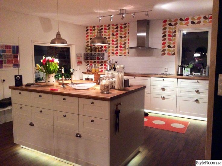 Ikea Grimslov Off White Kitchen Butcher Block Counters
