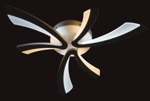 Lampa sufitowa ORION 36W LED chrom plafon P-MX 2286-3