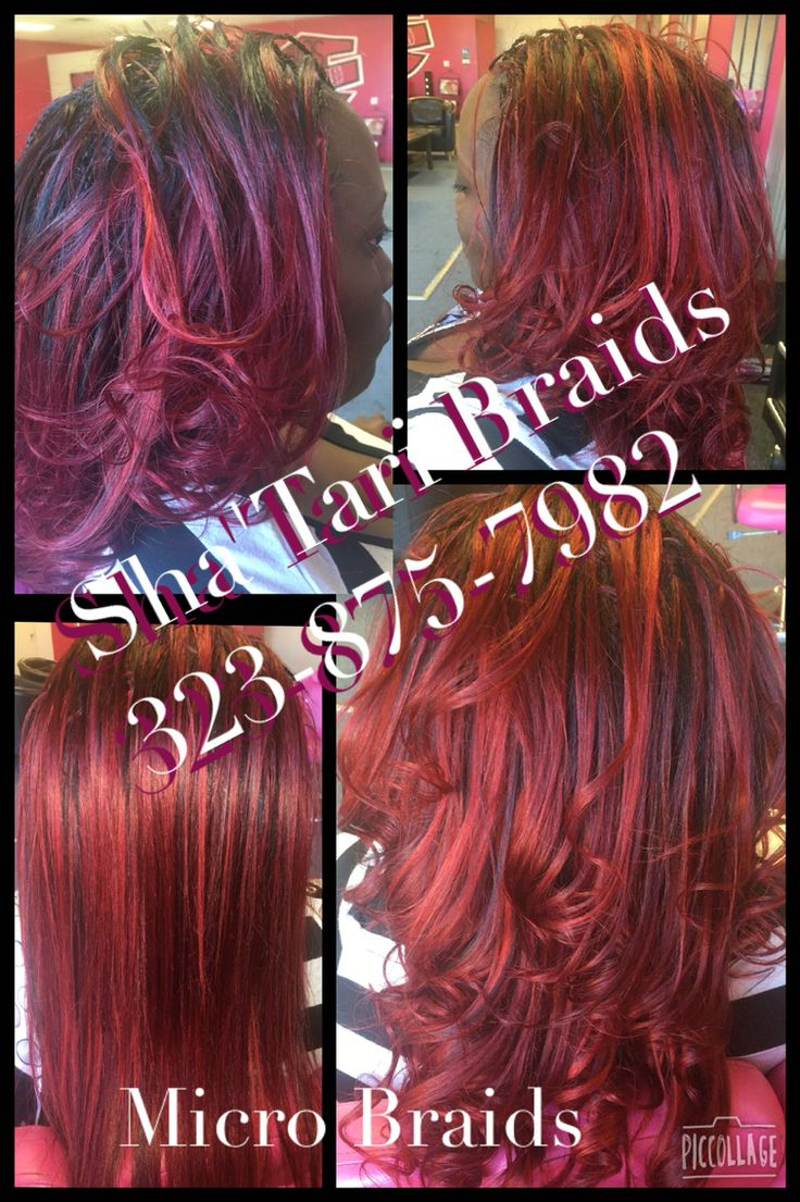 350 Human Hair Micro Braids With Hair Included Short