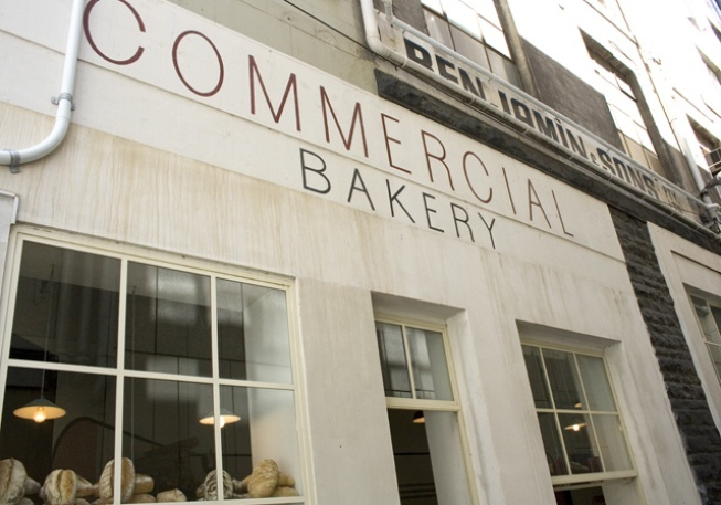 The Commercial Bakery Gills Alley, 360 Little Collins Street #Melbourne