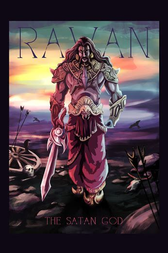 I AM RAVANA – AND THIS IS MY STORY