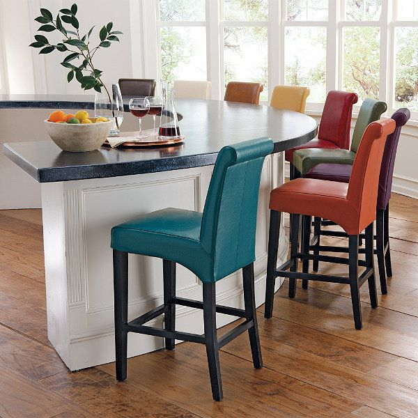 Colorful Kitchen Chairs: 7 Best Images About Dining Chair Material On Pinterest