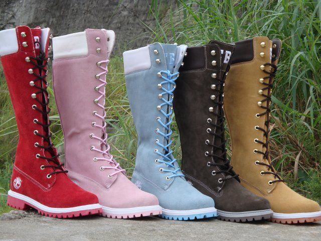 timberland boots long