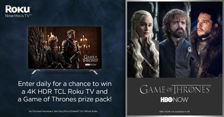 Rogers 4k tv contest and sweepstakes