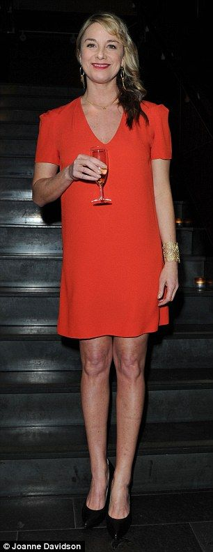 Myleene Klass and Tamzin Outhwaite at Di And Viv And Rose press night  #dailymail