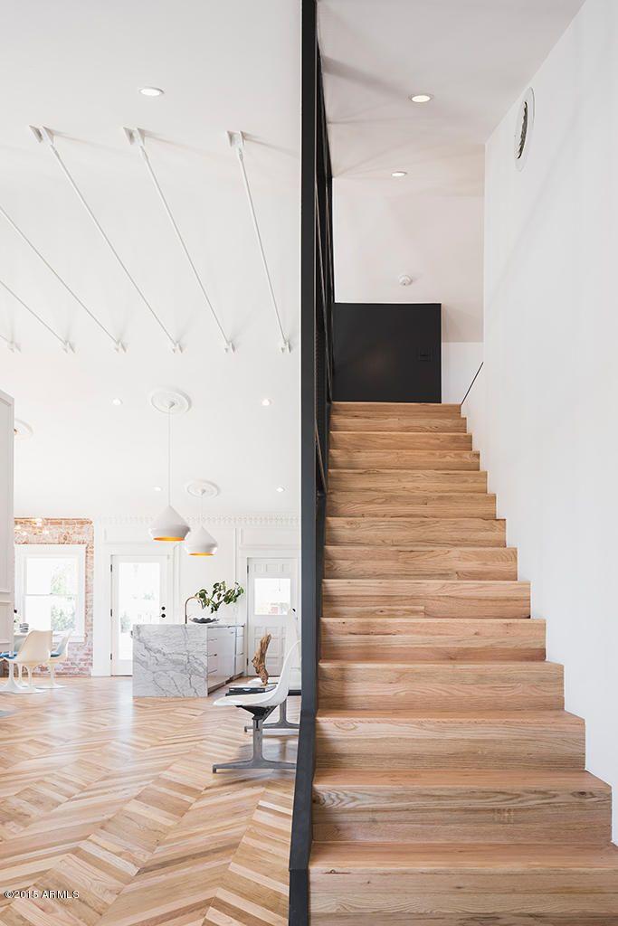 foorni.pl | Styl fusion, schody drewniane