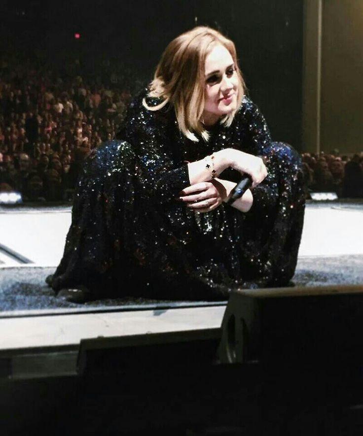 Omg❤ Adele live 2016