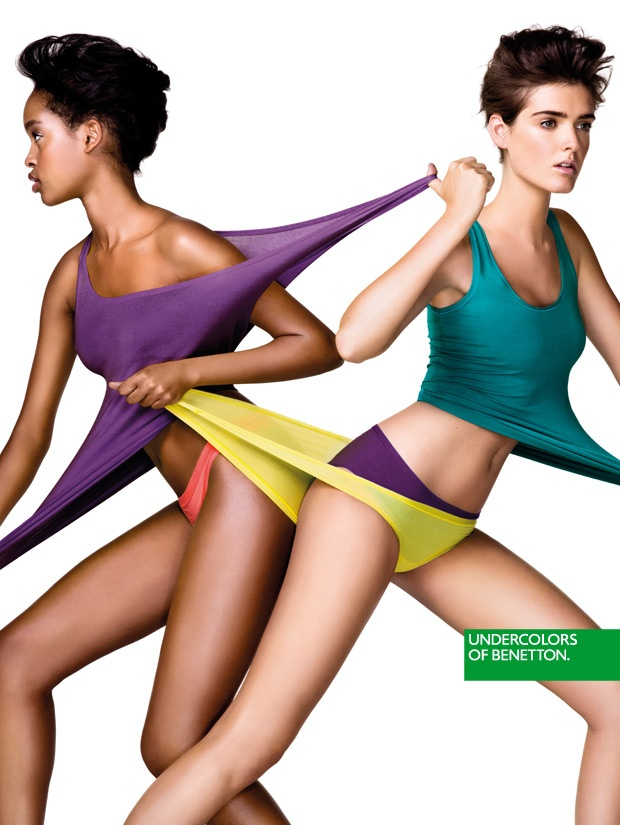Fall/Winter 2012 Undercolors of Benetton Advertising Campaign - Image 10