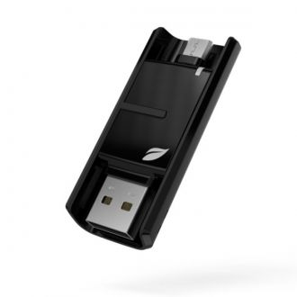 LEEF FLASH MICRO USB/USB BRIDGE 32 GB BLACK Leef Bridge tworzy nową kategorię wśród pamięci USB. Jest innowacyjna, a jednocześnie prosta w użyciu. Pozwala w łatwy sposób wymieniać pliki między komputerem Mac lub Windows, czy tabletem a smartfonami  opartymi na systemie Android