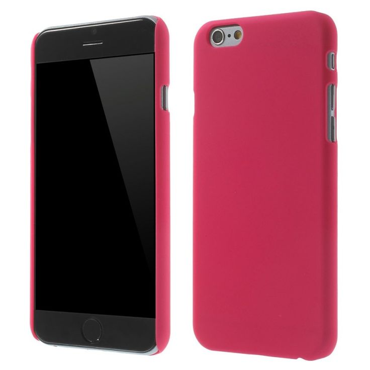 Coque rigide Rose pour iPhone 6