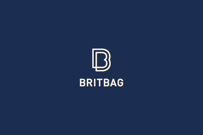 BritBag designed by Salad Creative