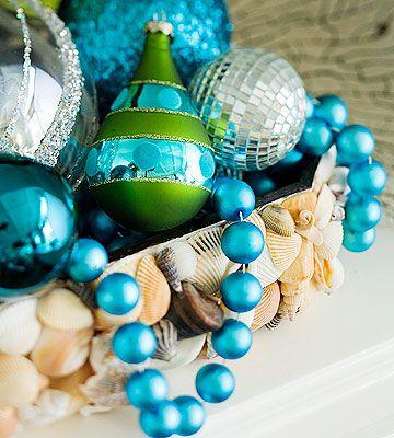 30 best Christmas images on Pinterest Beaches, Coastal christmas