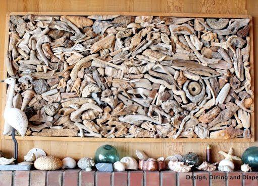 Driftwood Wall Art top 25+ best driftwood wall art ideas on pinterest | driftwood