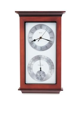 Bulova  Bulova Yarmouth Maritime Wall Clock
