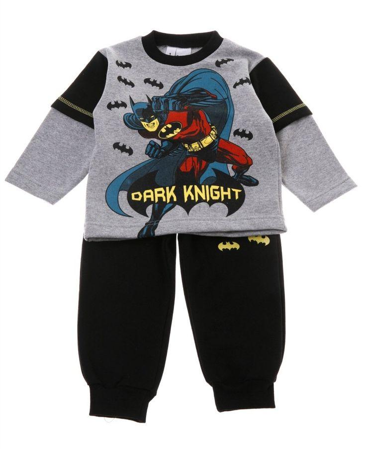 Παιδικά ρούχα AZshop.gr - Best Club σετ φόρμα μπλούζα-παντελόνι «Dark Knight»
