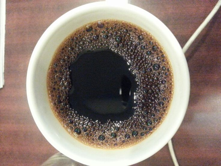 Morning with a cup of coffee. Perfect Saturday morning.