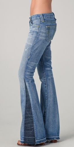 True Religion Bobby Love & Haight Flare Jeans | SHOPBOP