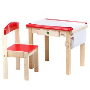 Childs Folding Art Table