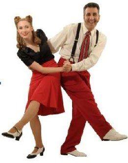 1940s USO-Style Hangar Dance | Dallas Socials