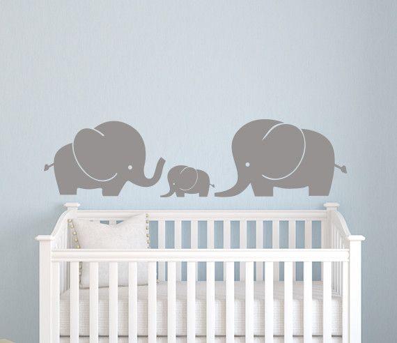 Best 25+ Elephant wall decal ideas on Pinterest | Elephant ...
