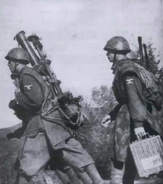 29th WAFFEN GRENADIE DIVISION OF THE SS (1st Italian)