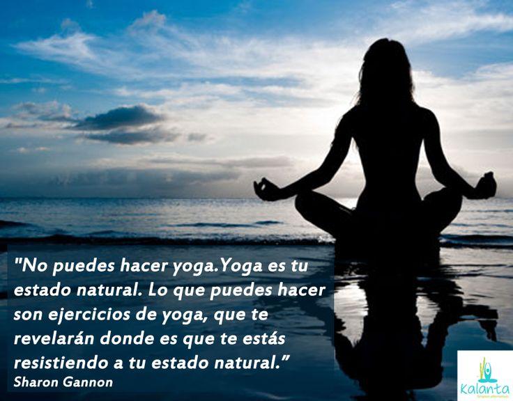 Comienza tu día de descanso, haciendo ejercicios de Yoga.