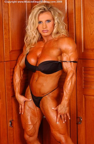 Free Joanna Thomas Bodybuilder Nude Photos 73