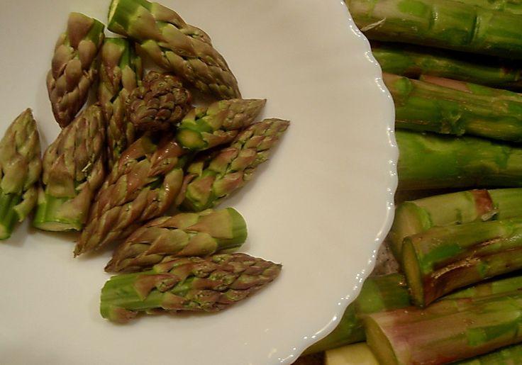 Asparagus, Photo: Csíki Sándor