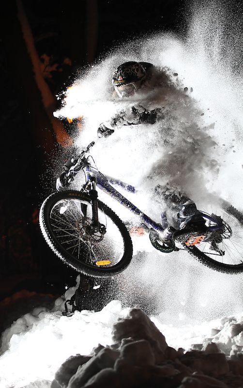 #mtb action shot #bicycle #cycling