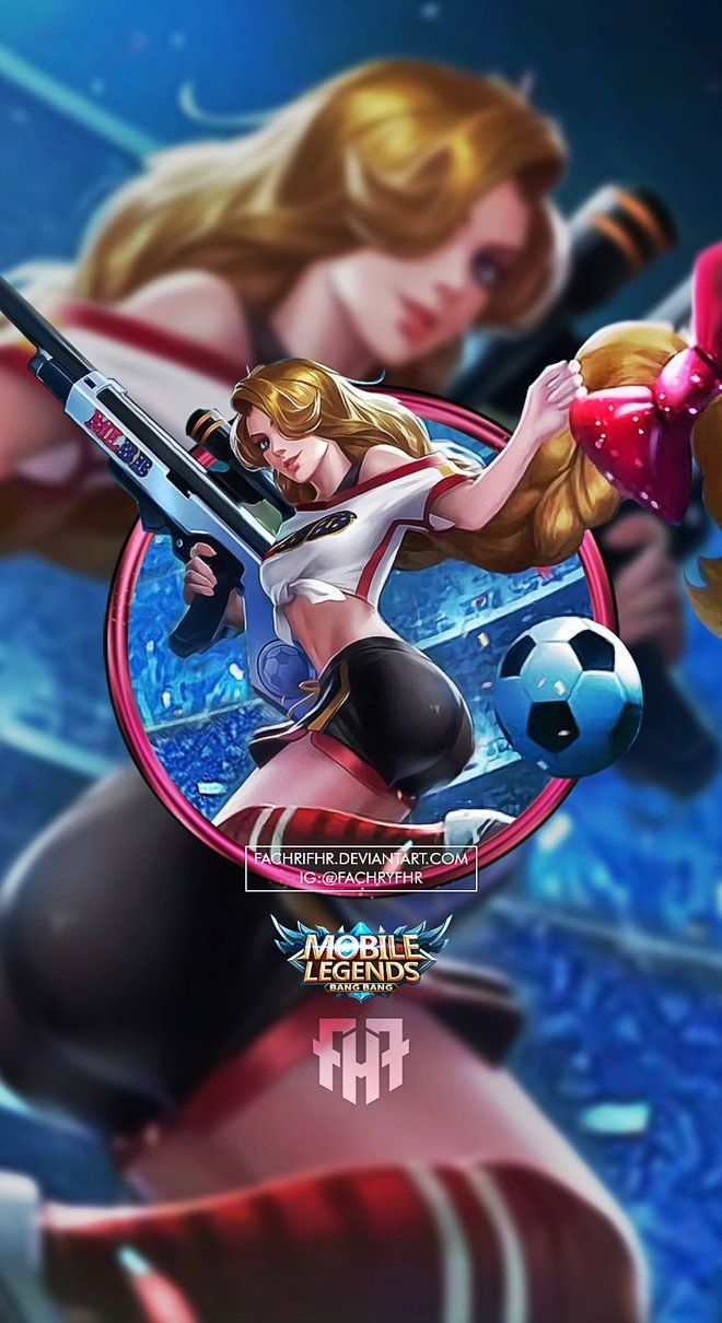 Superior Wallpaper Phone Lesley Cheergunner By FachriFHR