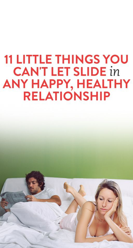little things count relationship problems