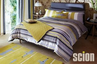 Buy Scion Patchwork Lace Duvet Cover from the Next UK online shop