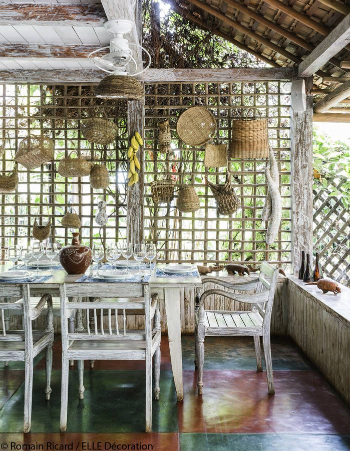 Capim Santo, restaurant en pleine nature