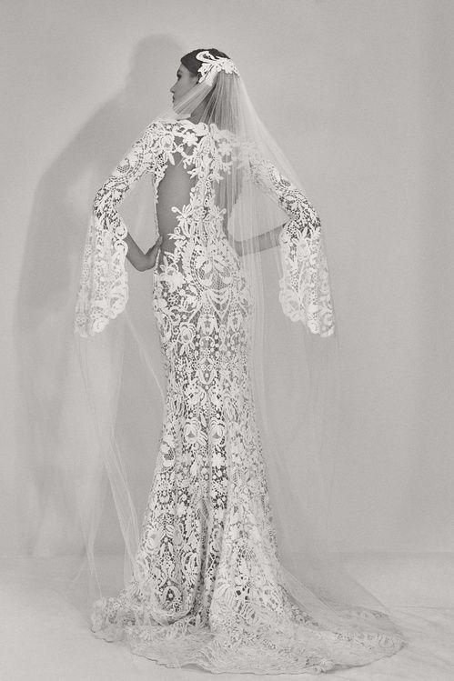 Robe de mariée de la collection Elie Saab bridal 2017