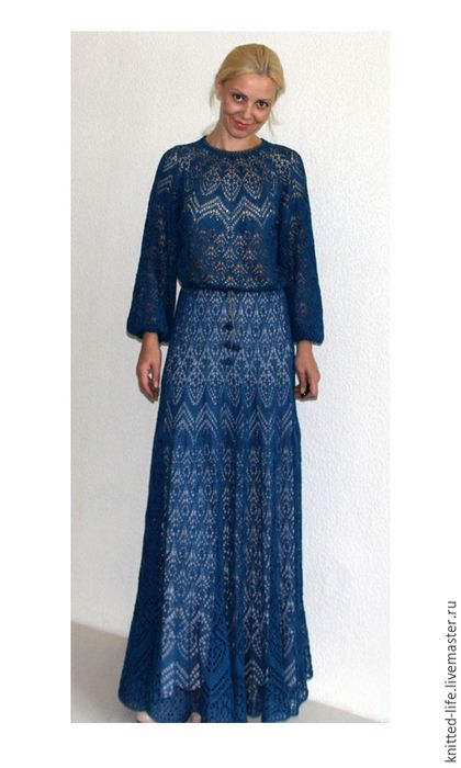 Knitting Patterns Lace Dress : 244 best images about Knitted Lace Dress on Pinterest Emilio pucci, Ravelry...