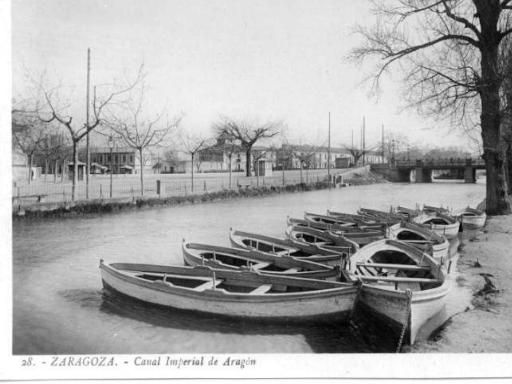 Zaragoza embarcadero