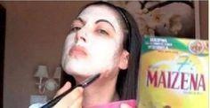 Até os especialistas ficam impressionados - aplique esta máscara de maisena e transforme a sua pele! | Cura pela Natureza