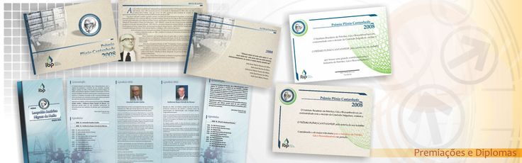 Premiações e Diplomas