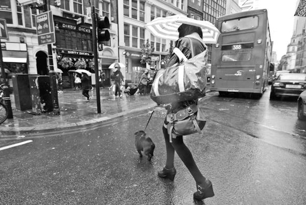 Street Photography by Marcos Semola, via Behance