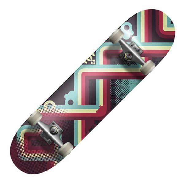 """P323-X Скейтборд 31*8 """""""