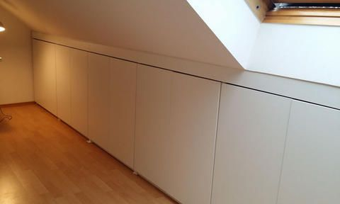 die besten 17 ideen zu einbauschrank selber bauen auf. Black Bedroom Furniture Sets. Home Design Ideas