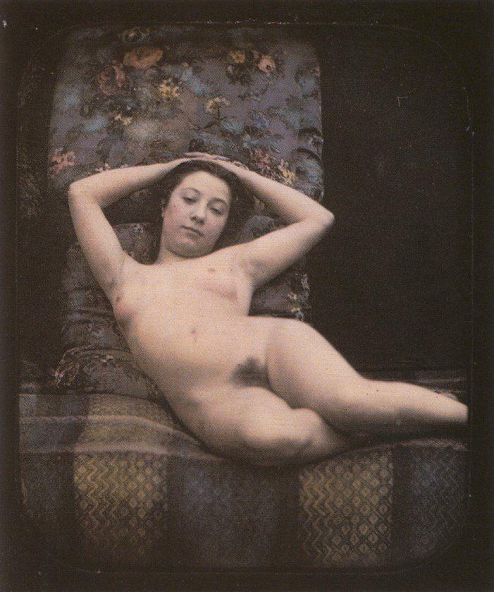 Daguerreotype Nude 74