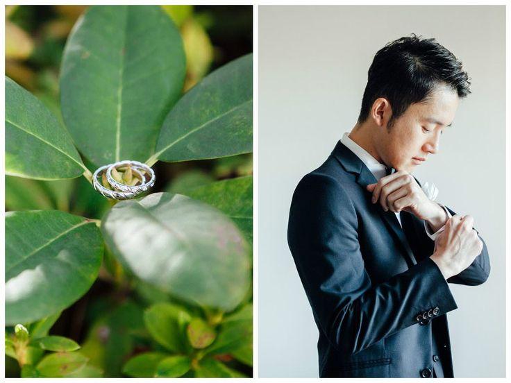 Photography: Rocography & ainowa photography  #メゾンプルミエール #ウエディング #結婚式 #結婚指輪 #weddingring