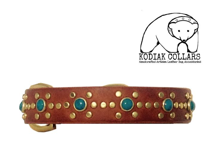 248 Best Leather Dog Collars Images On Pinterest Leather Dog