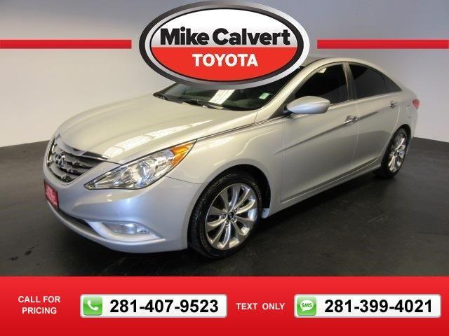 2012 Hyundai Sonata 2.4L Limited 77k miles $14,380 77546 miles 281-407-9523  #Hyundai #Sonata #used #cars #MikeCalvertToyota #Houston #TX #tapcars
